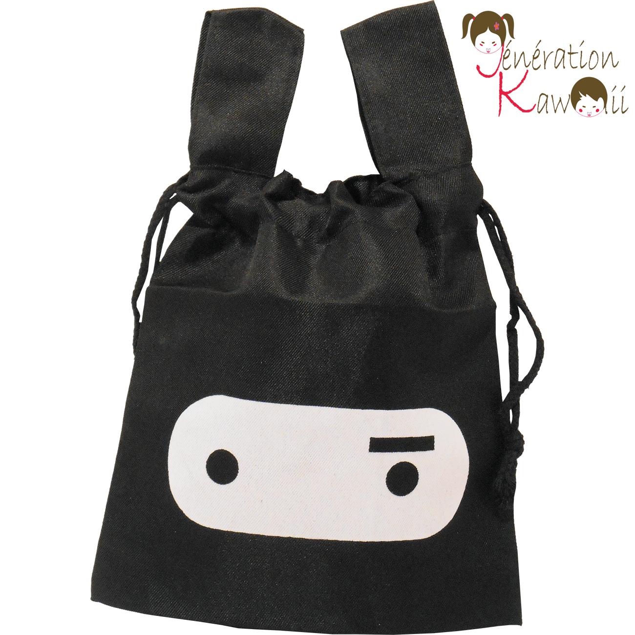 C Est Le Must un sac à goûter #ninja #kawaii, c'est le must pour y glisser les