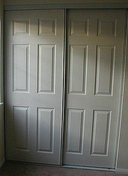 How To Replace Sliding Closet Doors With Standard Doors Tutorial Sliding Closet Doors Replacing Closet Doors Closet Doors