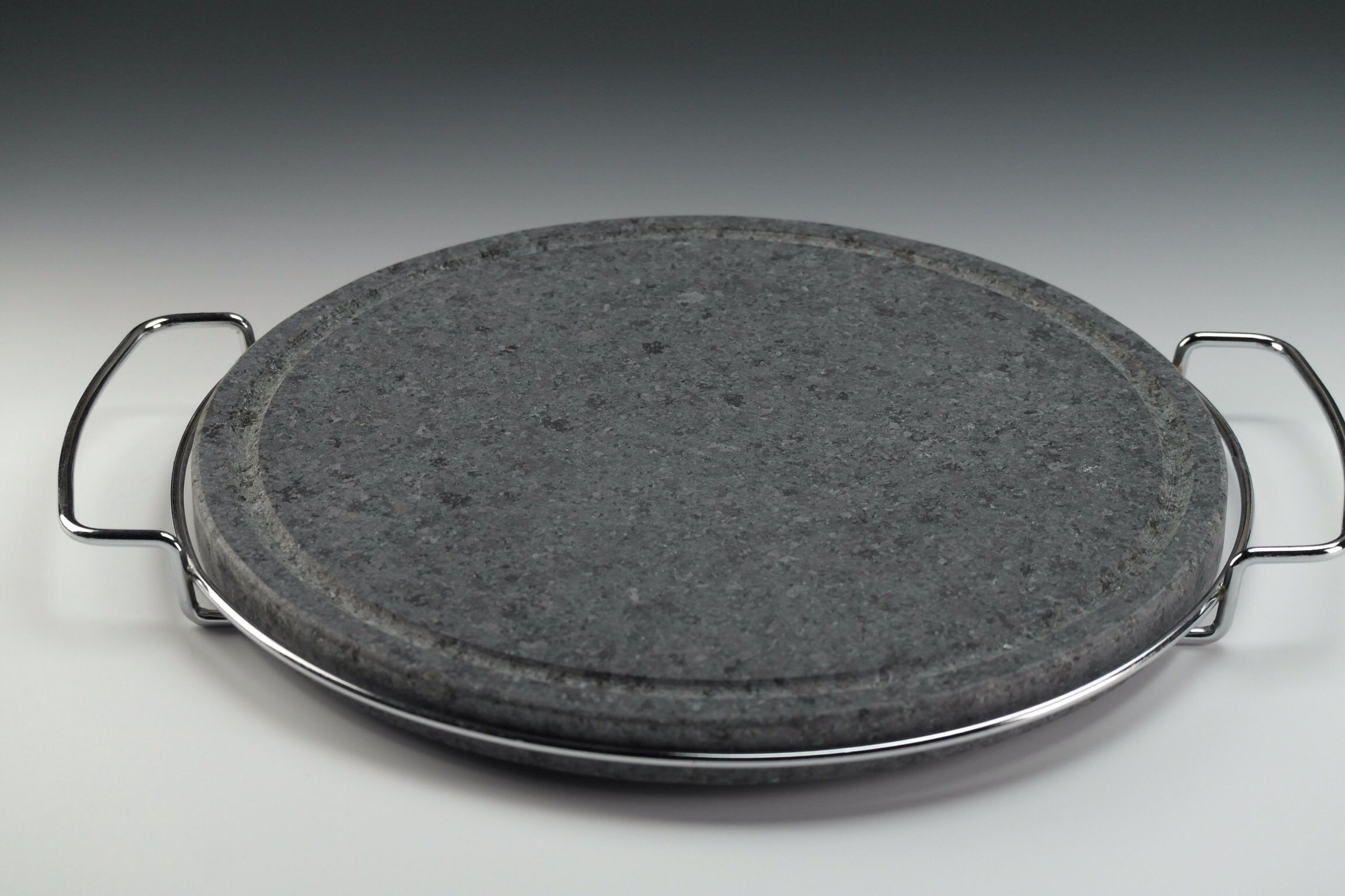 Round Baking Stone by Black Rock Grill is ideal for all types of ...