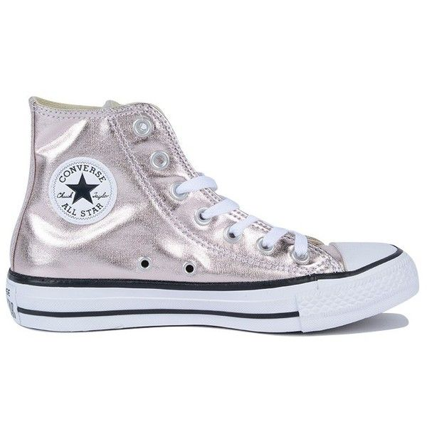 a46d27af543a Converse Chuck Taylor All Star High Top Sneakers ( 65) ❤ liked on Polyvore  featuring