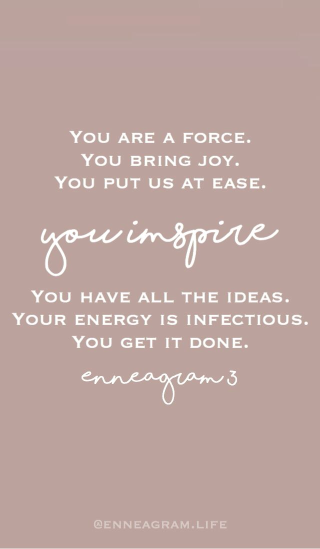 Enneagram Three quote enneagram Journal quotes, Quotes