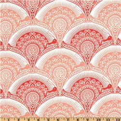 Fabric option for lumbar accent pillows on dining chairs