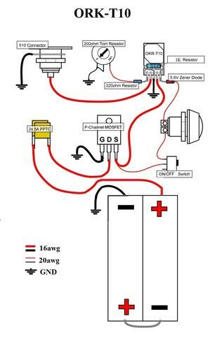 motley mods box mod wiring diagrams led button switch parallel rh pinterest co uk Diagram for Wiring Scottter Buzz Around Emerson Motor Wiring Diagram for Class B E37845