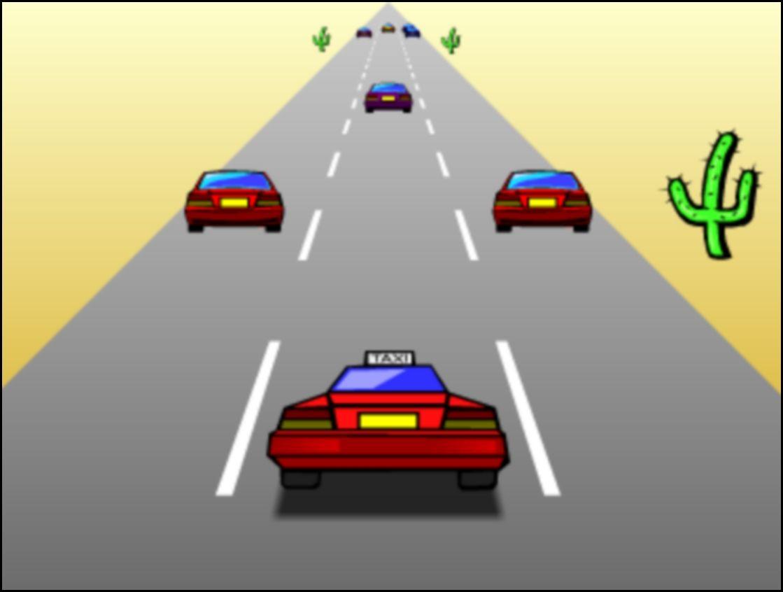 Araba Boyama Oyunları Ile Karşı Karşıya Kalmaya Ne Dersiniz