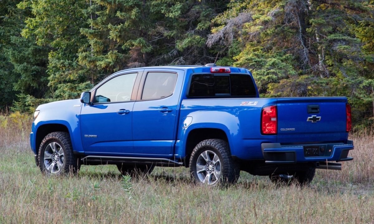 Chevrolet Colorado Gets Rst Z71 Trail Runner Packages