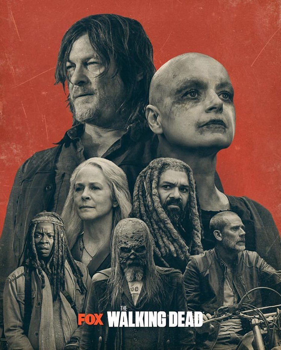 The Walking Dead On Instagram A Poster From Season 9 What