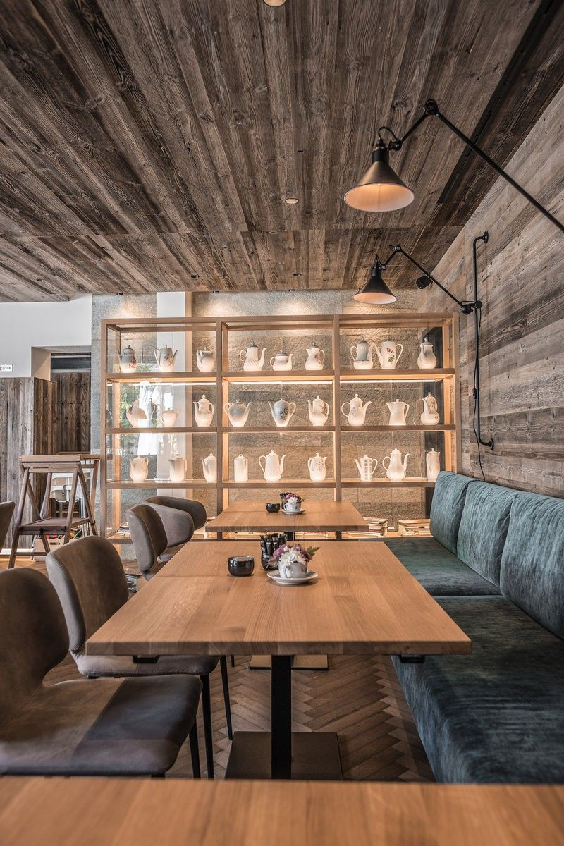 Innenarchitektur Gastronomie   Gasthaus Cafe Design ...