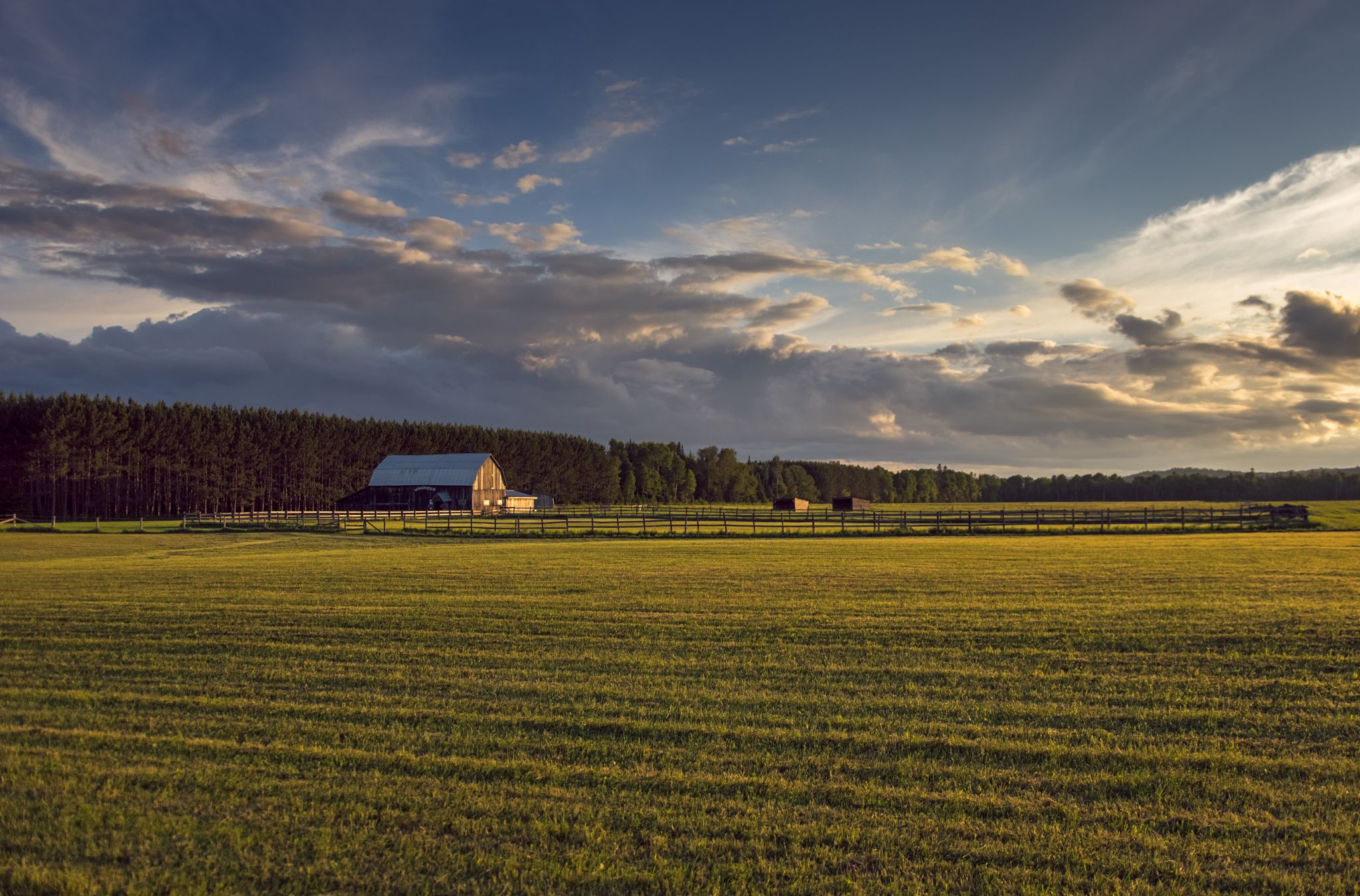 Photograph Country Life by Lee Bodson on 500px