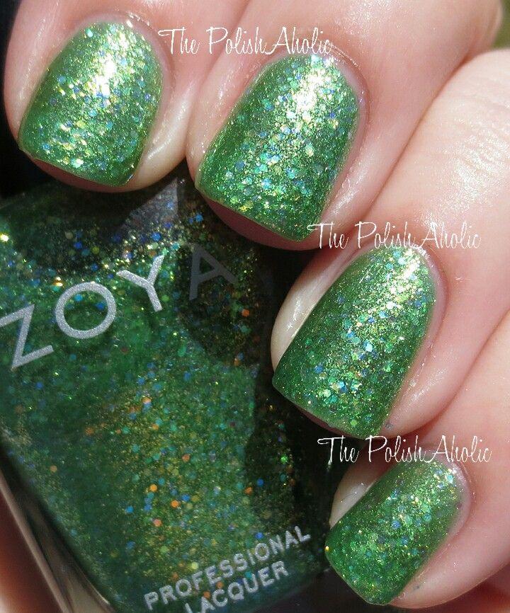 Fall Nail Colors Zoya Review