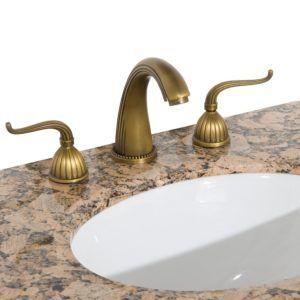 Kohler Brass Bath Faucets Antique Brass Bathroom Faucet Bathroom Faucets Kitchen Faucet Design