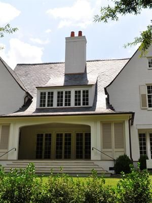 Swoop Dormer And Roof Line House Exterior Architecture Exterior Exterior Design