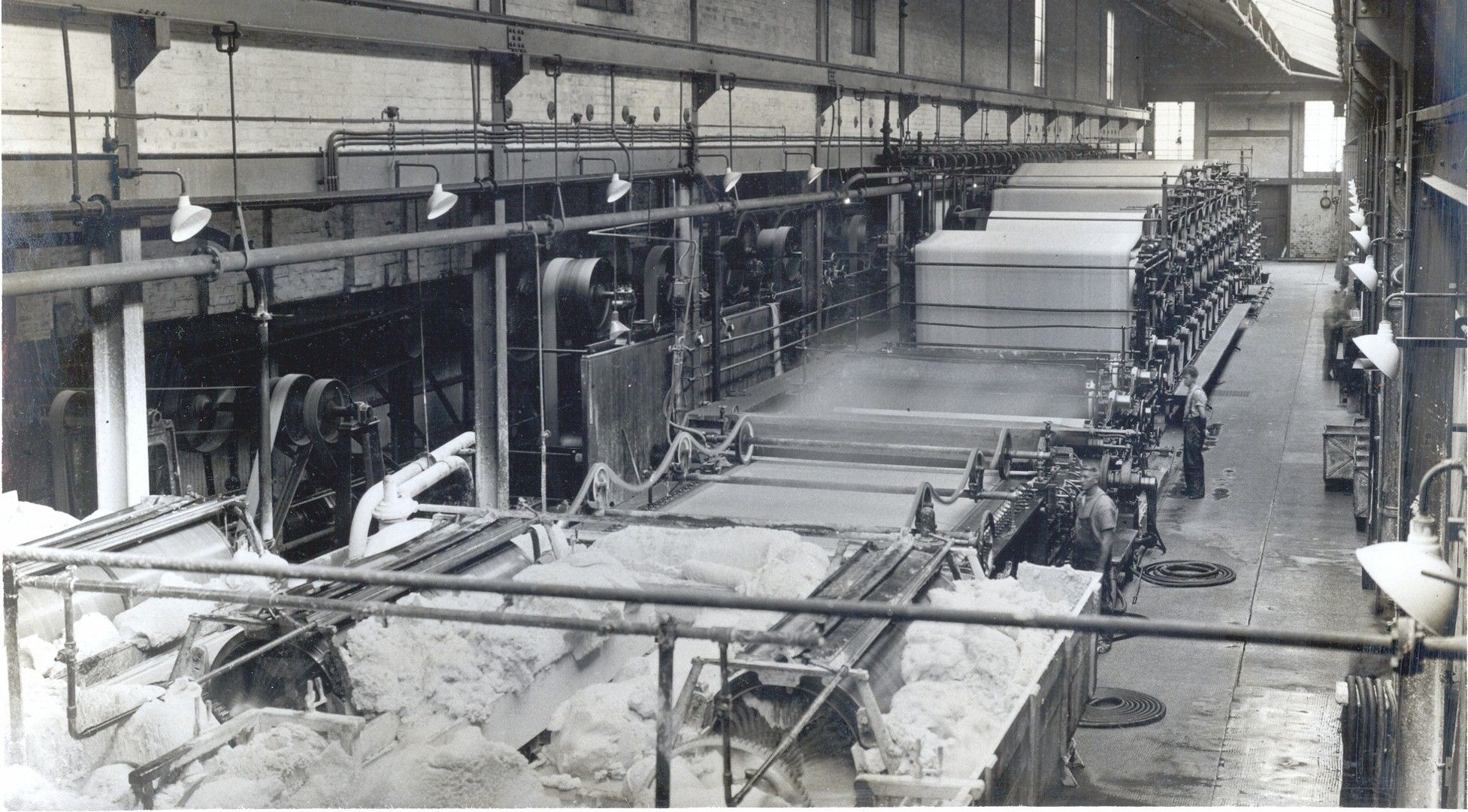 industrial production essay This industry was efficient but the workers, productivity was low, making  the  year was 1733, the demand for cotton cloth was high, but production was low.