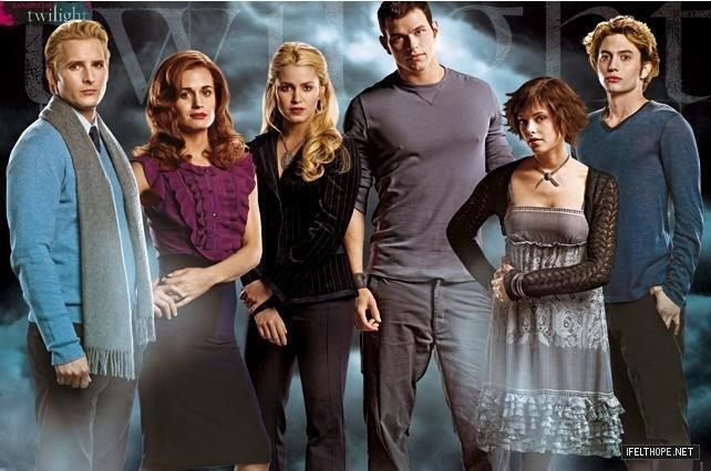 Cullen Family Twilight Movie Twilight Saga New Moon Elizabeth