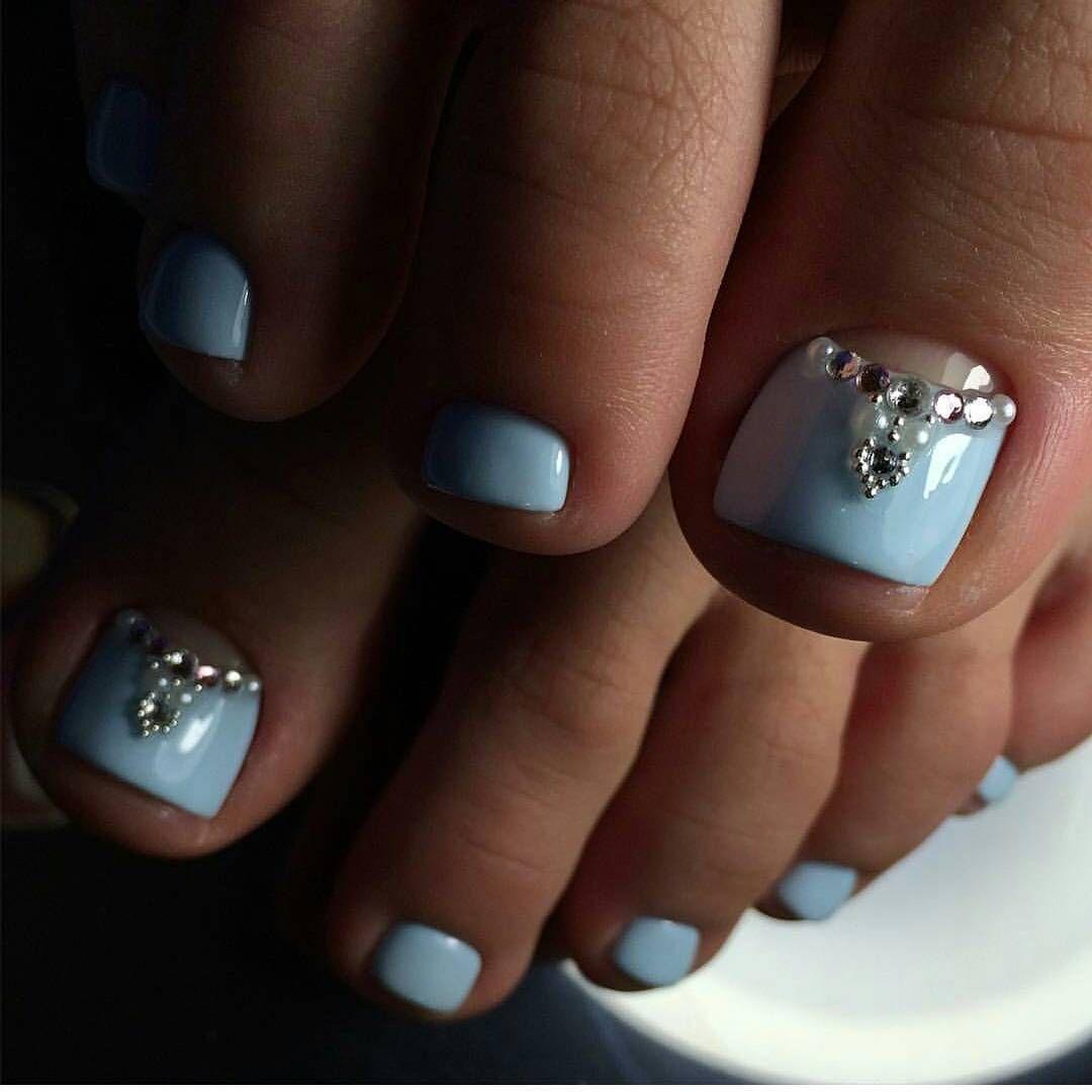 Nice toenails | Pedicure Ideas | Pinterest | Pedicures, Toe nail art ...