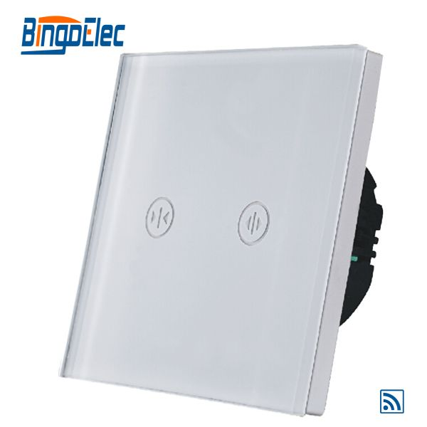 Check Price Remote Window Curtain Switch Roller Shutter