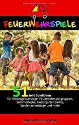 Photo of Kinderbücher für kleine Feuerwehrfans von Janisha Sommer – Kleine Feuerwehrfan…