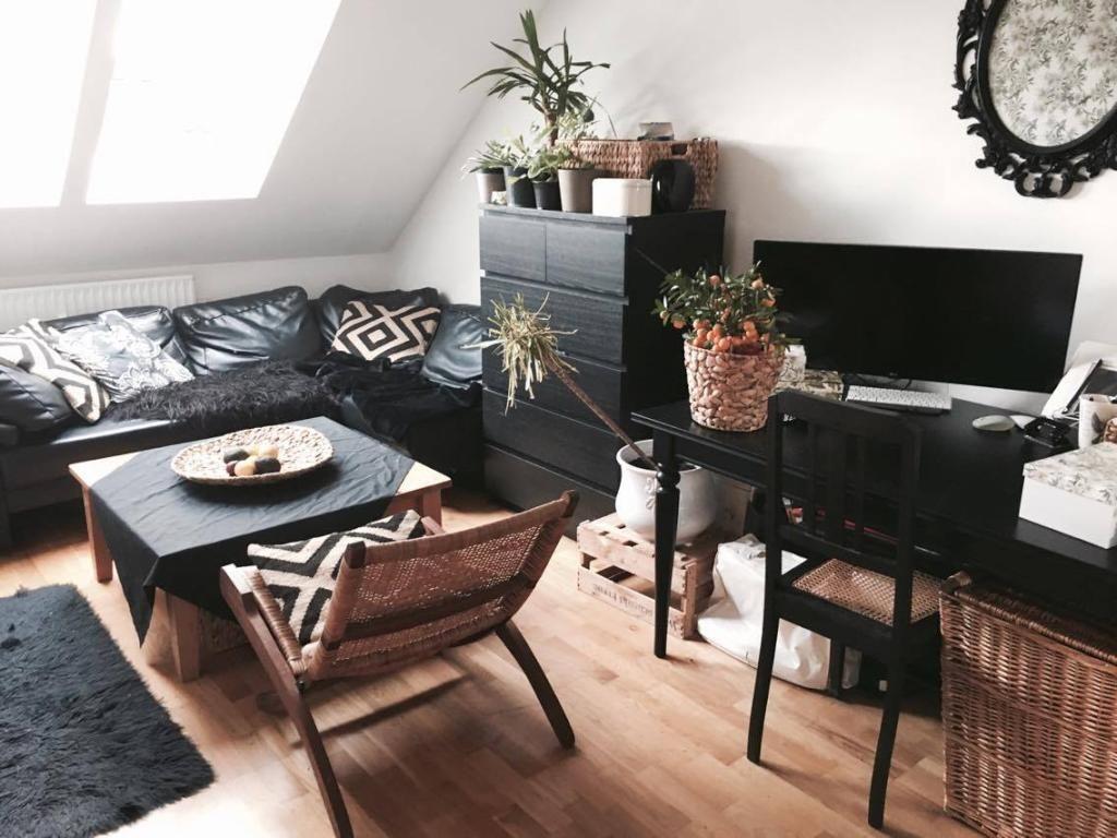 wohnzimmer/arbeitszimmer/küche | hausi | pinterest - Wohnideen Wohnzimmer Arbeitszimmer