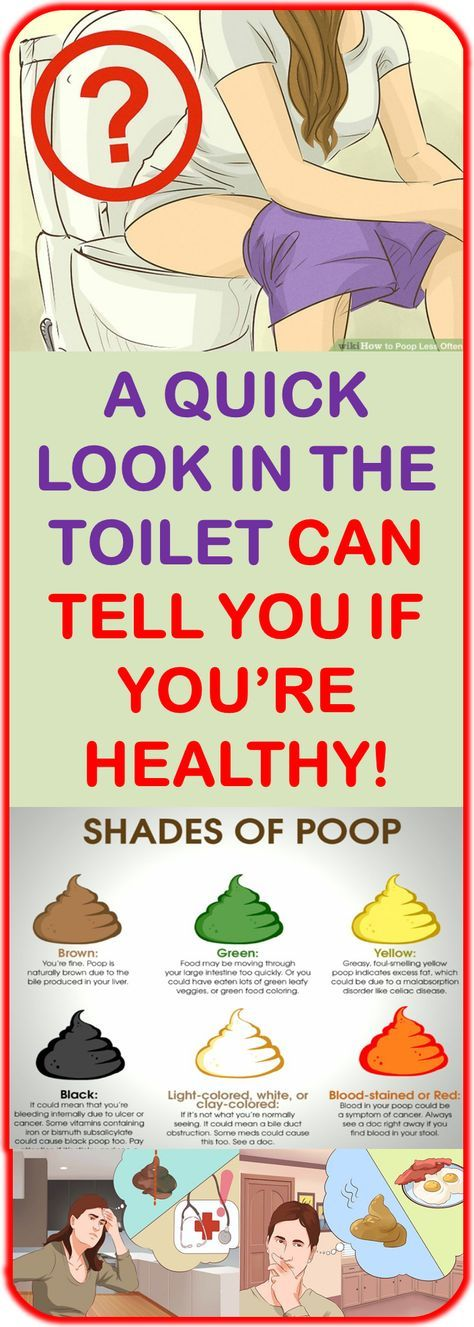 A Quick Look In The Toilet Can Tell You If You Re Healthy Natural Health Tips Health Health Tips