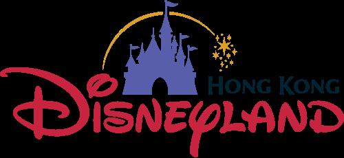 Hong Kong Disneyland Logo Svg Png 500 230 Hong Kong Disneyland Disney Hong Kong Disneyland