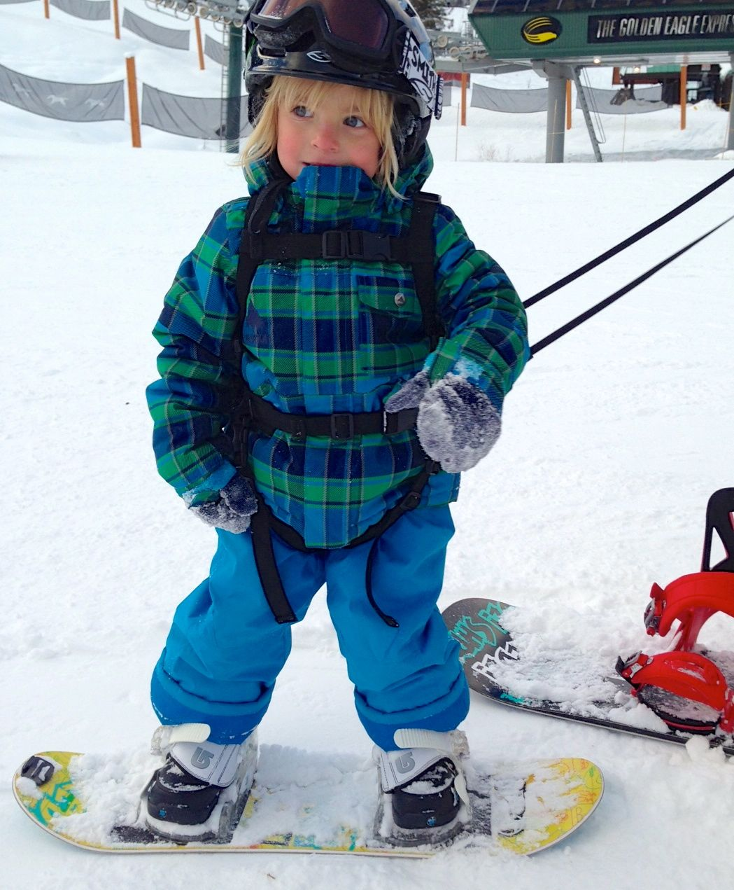 ad0e3728b Lil  rippin  riders love it too. Skier and snowboarders are all ...