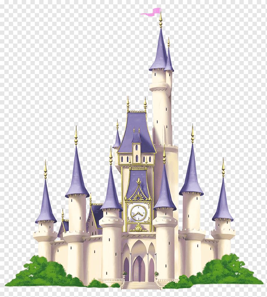 Purple And White Castle Illustration Magic Kingdom Sleeping Beauty Castle Cinderella Castle Disney Princess Castle Illustration Castle Cartoon Disney Castle