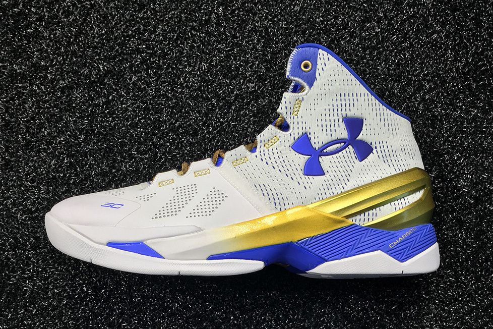 788d2c373be7b Under Armour Already Made Curry 2 Shoes for the NBA Finals