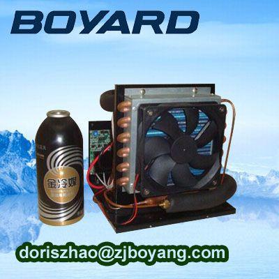 R134a dc 12v 24v refrigeration units mini refrigeration