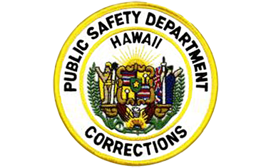 PSD Corrections badge Correctional officer, U.s. states