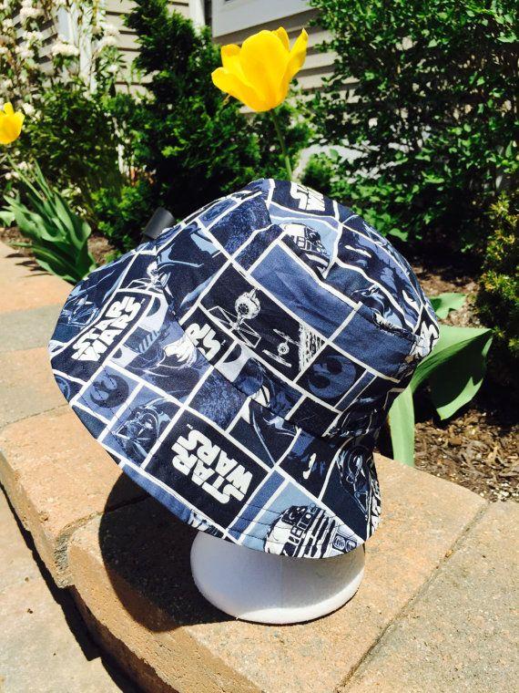 Star Wars Star Wars Starwars Reversible Bucket Hat Bucket Hat 9c60fae04c87