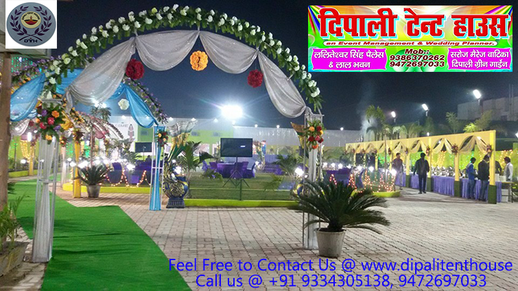 Dipali Tent House a leading and affordable tent house in Patna offers special services for event management marriage stage decoration Patna ... & Dipali Tent House a leading and affordable tent house in Patna ...