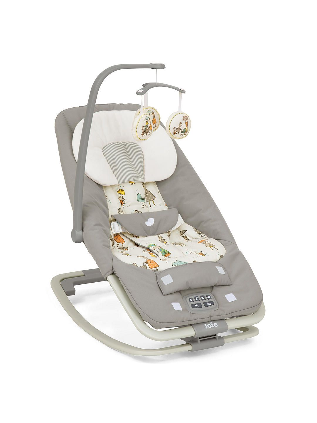 Joie Baby Swing Rocker Joie Baby Dreamer Baby Bouncer In The Rain