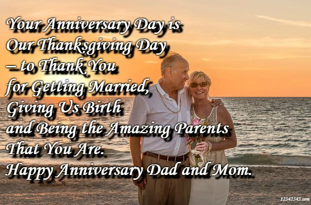 Happy Marriage Anniversary Mom Dad Whatsapp Status Marriage
