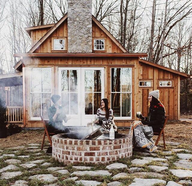 Air bnb cabin by bear lake, cookeville TN  | Pinteres