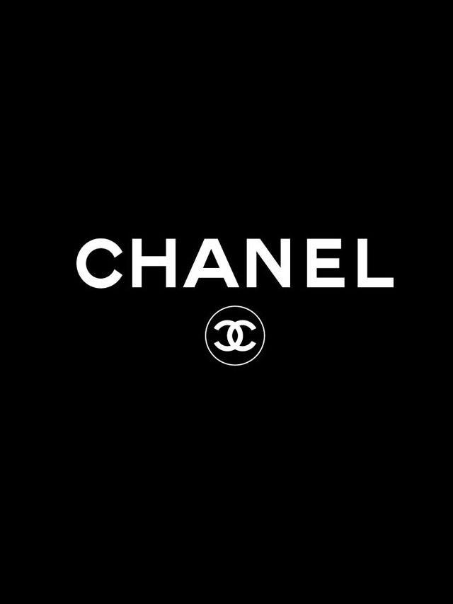 Epingle Par Saint Troc Sur Retrouvez Chanel Au Saint Troc Fond D Ecran Chanel Affiche Chanel Chanel
