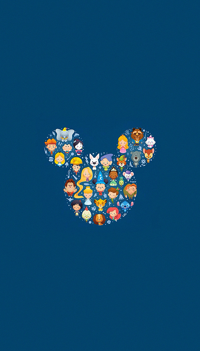 59 Individual And Unique Mobile Wallpapers Cute Disney Wallpaper