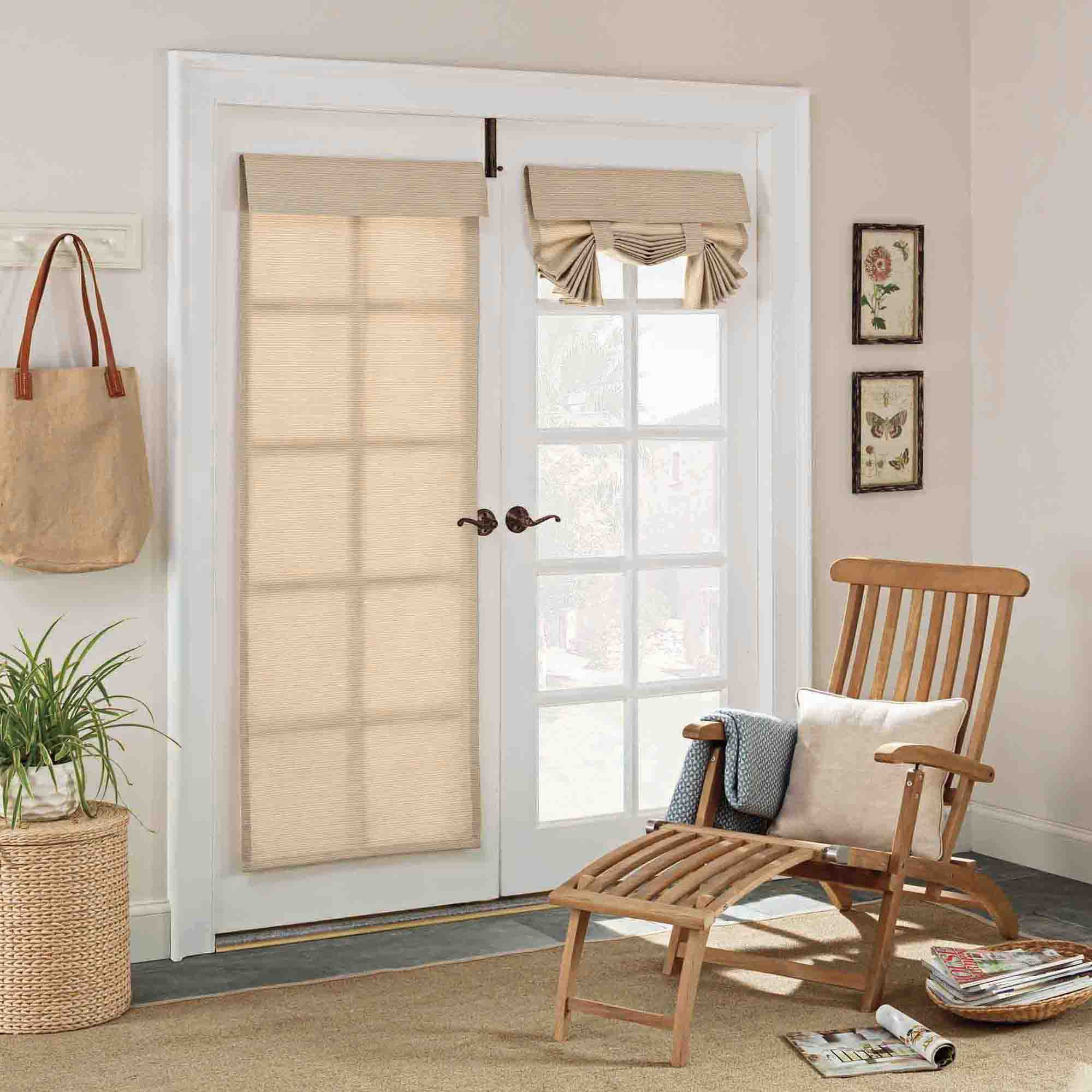 Parasol Key Largo 68 Inch French Door Panel French Door Curtains