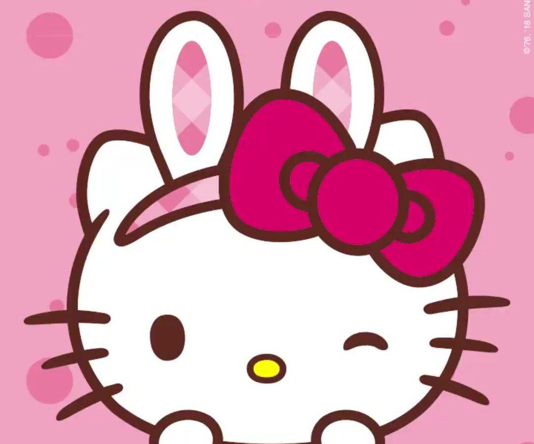 Hello Kitty Paques Hello Kitty Pictures Hello Kitty Wallpaper Hello Kitty My Melody
