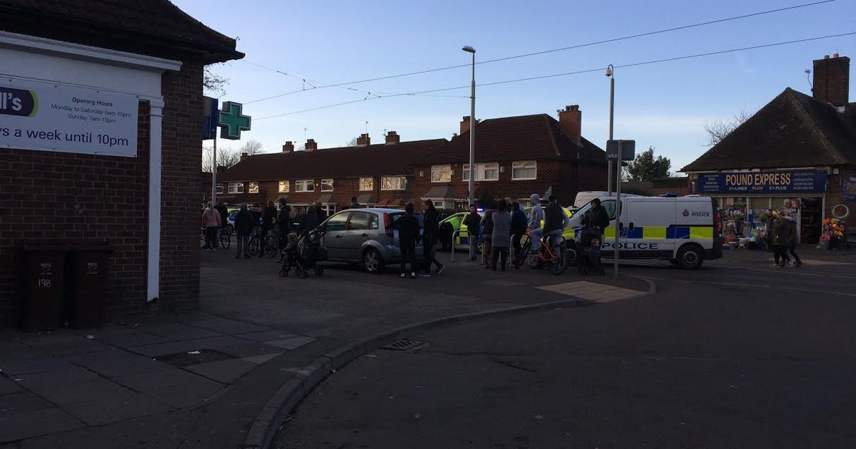 "LIVE updates: Man, woman and two children hit by car in ...  A man is fighting for his life after he was hit by a car along with two children and a ... ""A road closure remains in place on both of the roads.""  #UnitedSolicitors #RoadTrafficAccident"