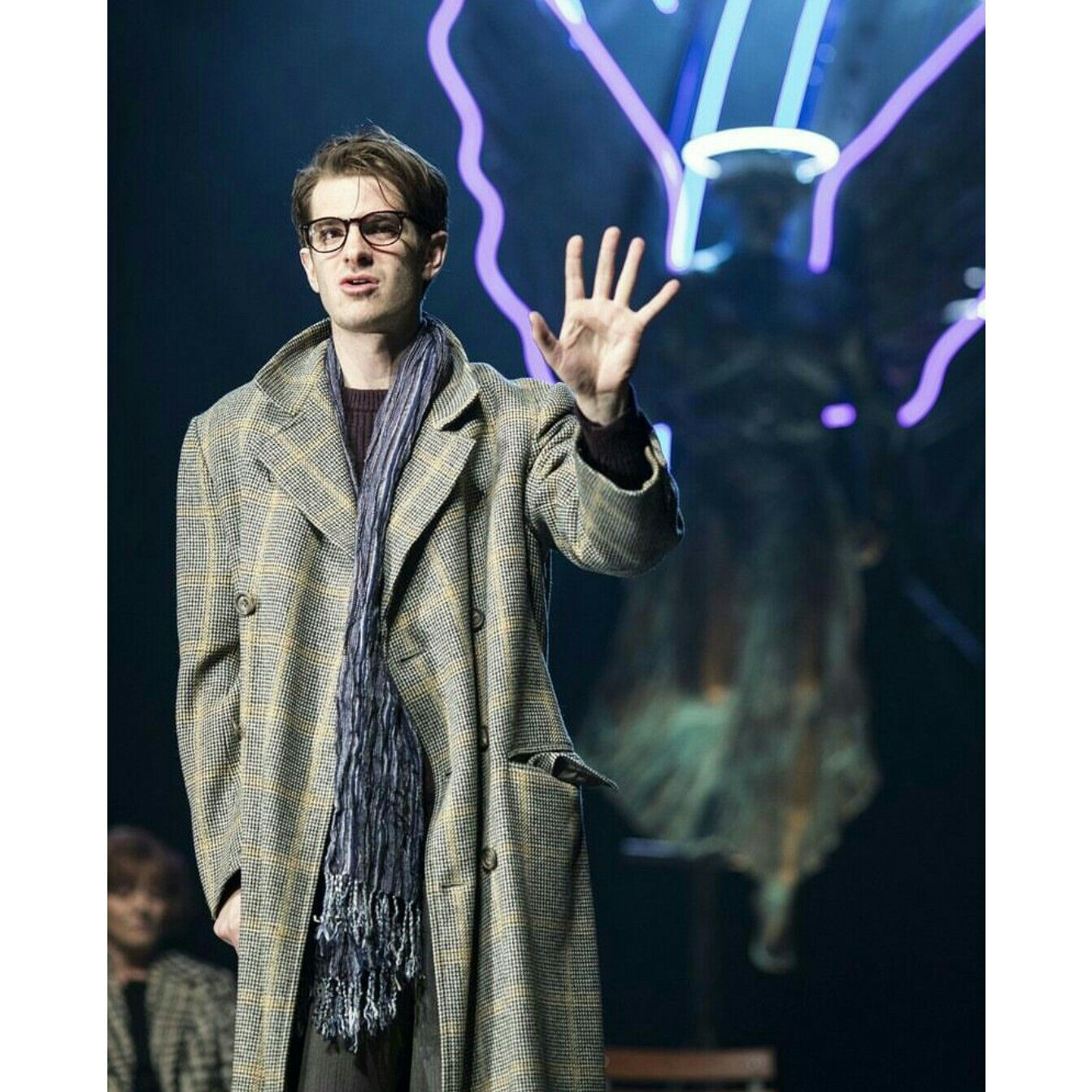 Andrew Garfield In The Play Angels In America With Images