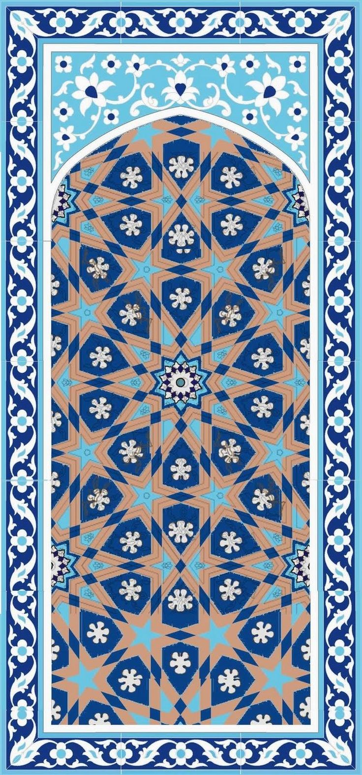 Image Result For Printable Islamic Geometric Patterns