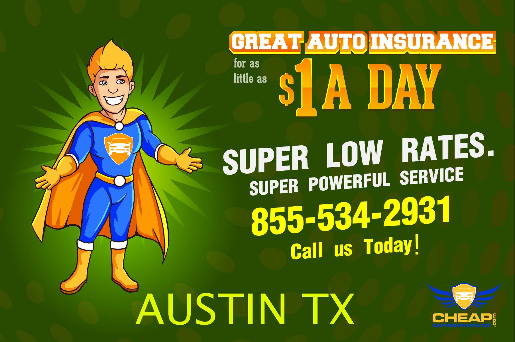 Cheap auto insurance austin texas austin residents stop