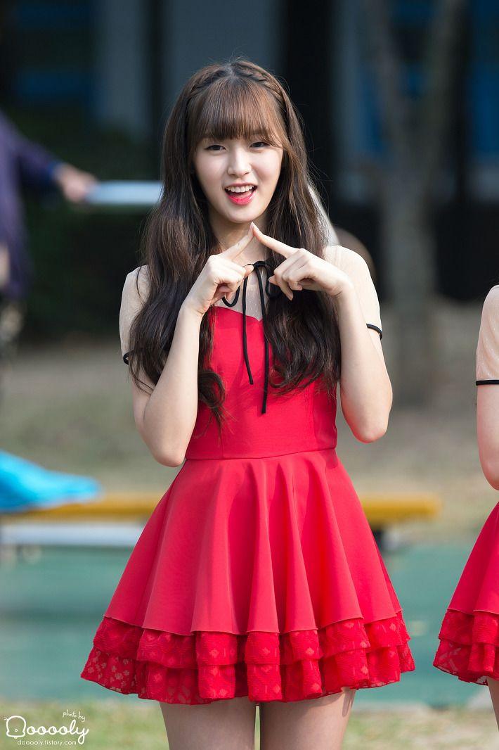 Hey Ladies Photo Arin Oh My Girl Girl Asian Beauty