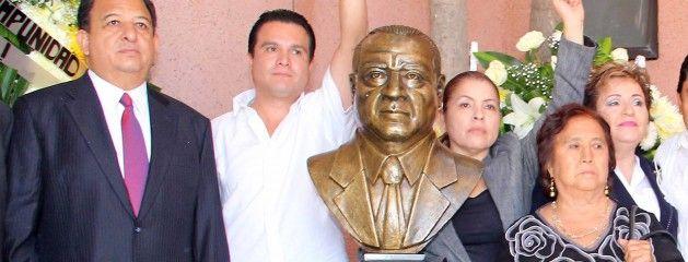 Participa Luis Walton en homenaje póstumo a Chavarría en Congreso