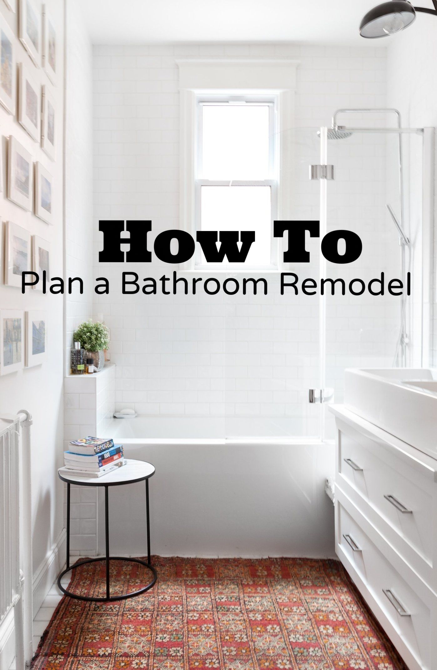 Bathroom Remodeling Tips How To Plan Ahead For The Smoothest Best Bathroom Remodel Tips 2018