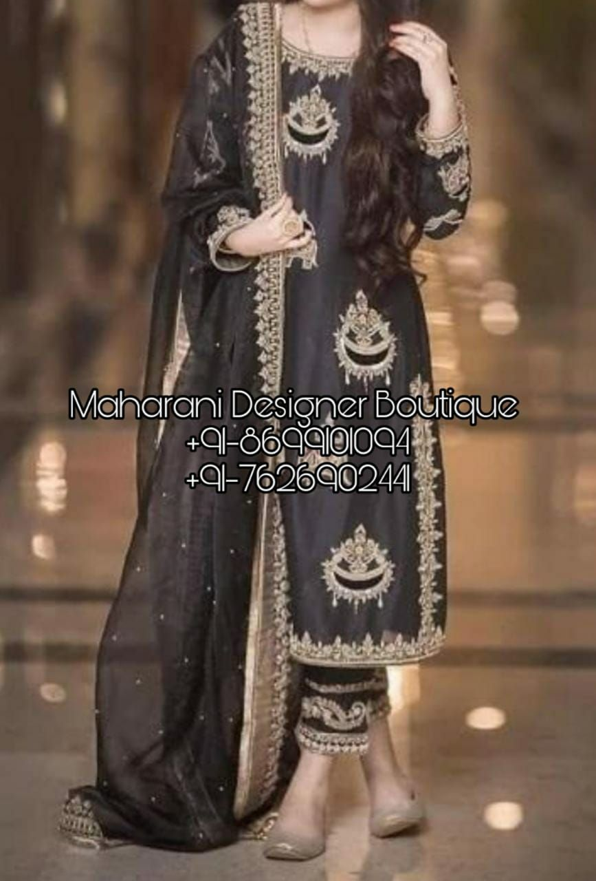 Punjabi Party Wear Boutique Suits Maharani Designer Boutique In 2020 Boutique Suits Punjabi Outfits Punjabi Suits Designer Boutique,Baby Boy Designer Clothes Sale