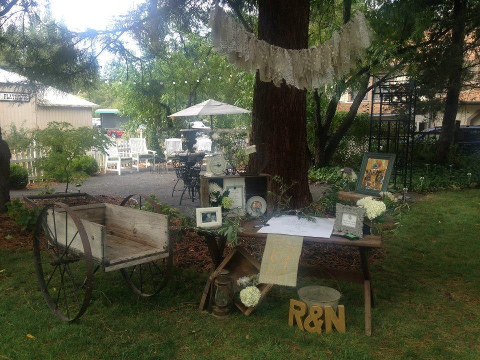 The Garden In Murphys CA Loricoleevents