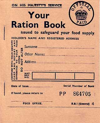 photo relating to Ration Book Ww2 Printable referred to as Ration Ebook-food items Propaganda Posters British dining establishments