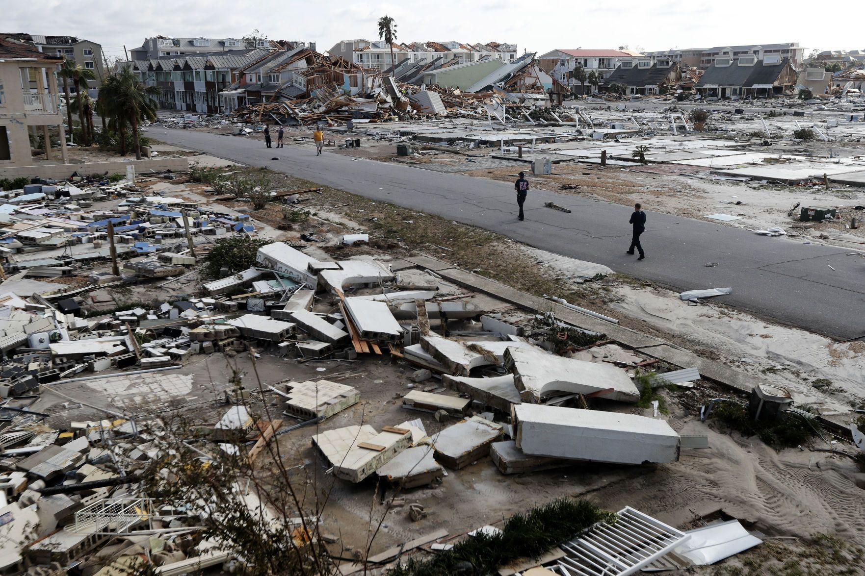 Changed Forever Hurricane Michael Causes Unimaginable Destruction In Florida Panhandle At Least 3 Dead Mexico Beach Visit Florida Florida Vacation