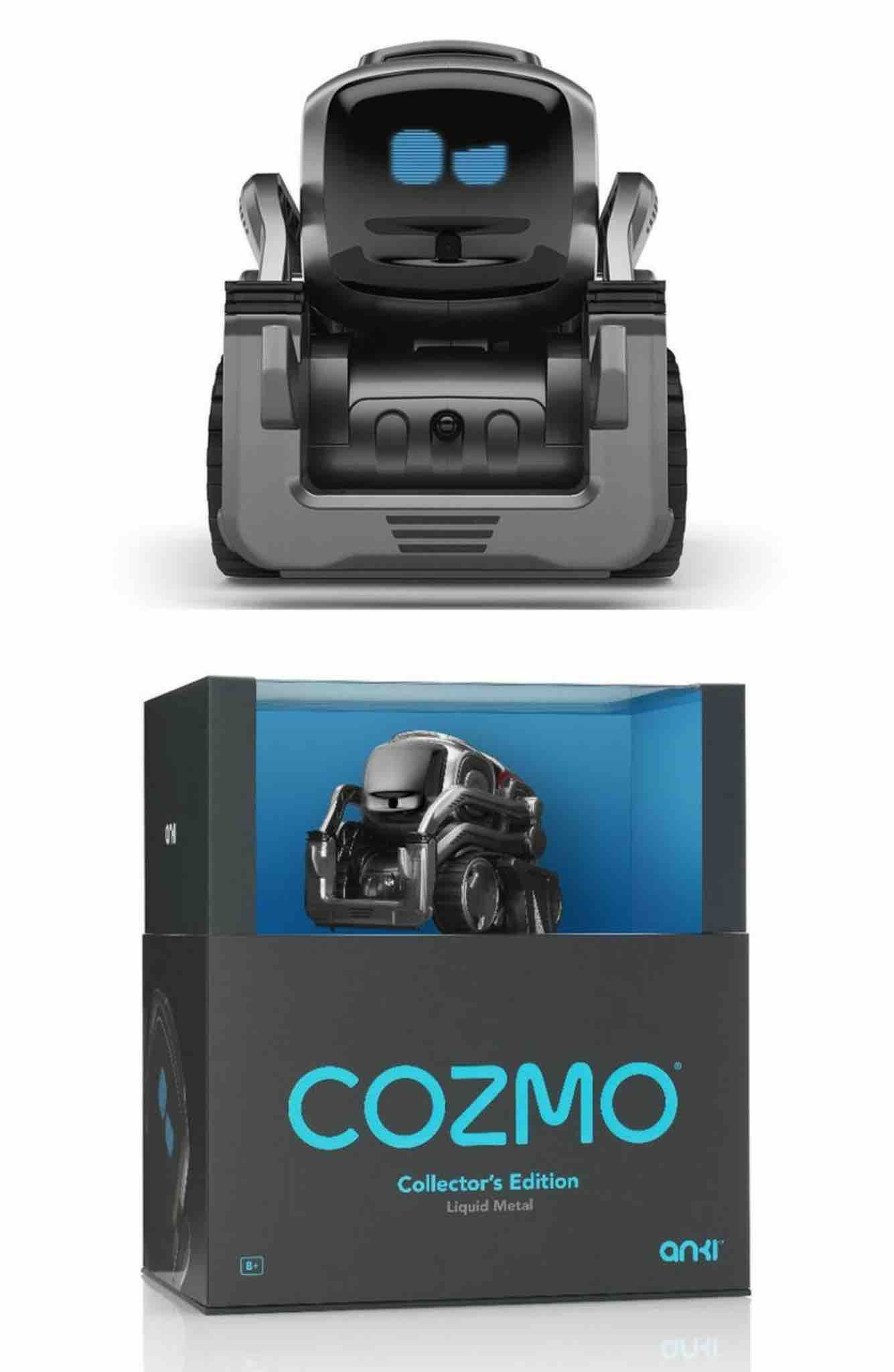 HOT Anki Cozmo Robot Collector's Edition Just $20.20 Shipped ...