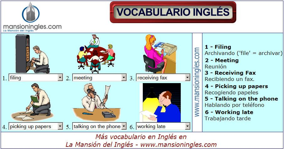 Vocabulario Para Restaurante En Ingles Pdf Ausreise Info